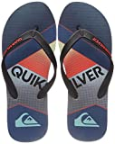 Quiksilver Men's Molokai Slash Fade Beach and Pool Shoes