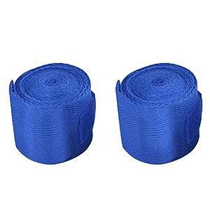 Alomejor Handbandagen für Boxen, Baumwolle, Handschutz, Zubehör für Kickboxen, Kampfsport