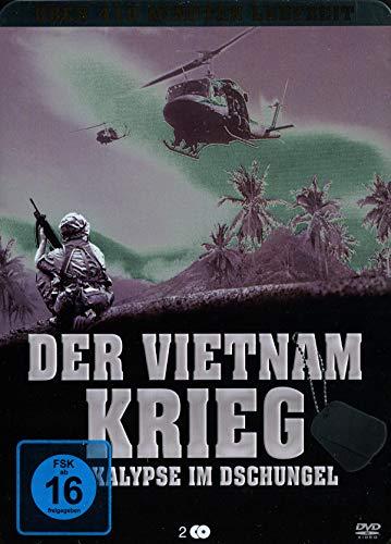 Der Vietnam Krieg - Apokalypse im Dschungel - Metal-Pack [2 DVDs]