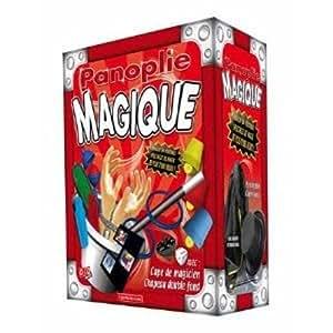 megagic pan3 coffret de magie panoplie magique. Black Bedroom Furniture Sets. Home Design Ideas