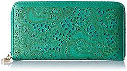 Diana Korr Womens Wallet (Green) (DKW14GRN)