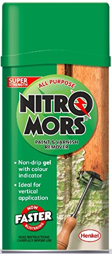 Nitromors 1772732 Craftsmans Paint and Varnish Remover
