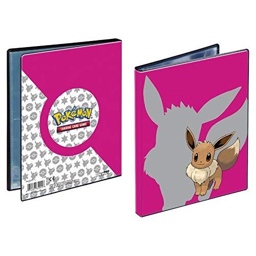 Pokemon - Evoli / Evee 2019 - 4-Pocket Portfolio - A5 (Ultra Glurak)