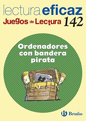 Ordenadores con bandera pirata Juego de Lectura (Castellano - Material Complementario - Juegos De Lectura) - 9788421660508 por Mª Trinidad Labajo González