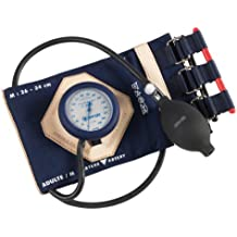 Spengler Vaquez-Laubry Classic - Tensiómetro con brazalete para adultos (con correas, algodón