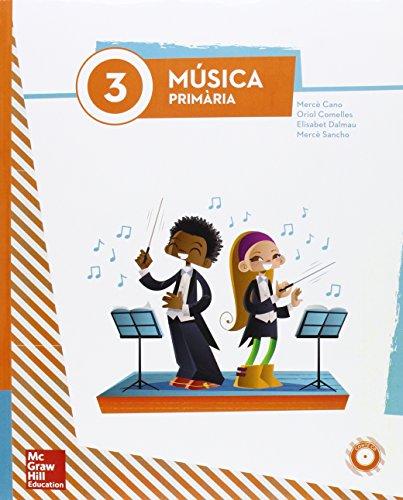 LA - MUSICA 3 PRIMARIA (LA + 1CD) - 9788448192266