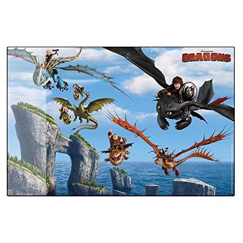 Dragons Schulranzen Set 20-tlg. Federmappe, Schultüte, Regen-/Sicherheitshülle NEU - 7