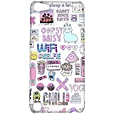 Crackndeal Back Cover for Apple Ipod Touch 5th Generation