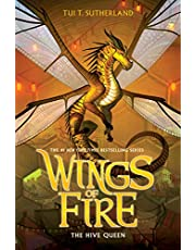 Wings of Fire Book Twelve The Hive Queen