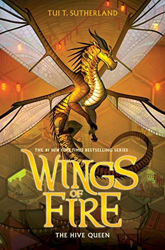The Hive Queen (Wings of Fire)