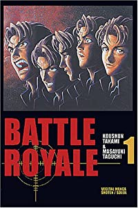 Battle Royale Edition simple Tome 1