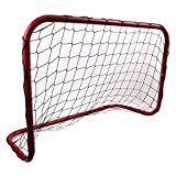 Spokey Unihockey Tor, Floorball Tor aus Stahl, zusammenklappbar, *zwei Größen*