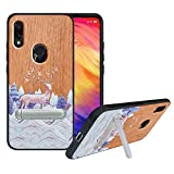 HHDY Compatible with Xiaomi Redmi 7 Case/Redmi Y3 Case with