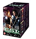 CSI: Crime Scene Investigation Boxset- Seasons 1-4 [Import anglais]