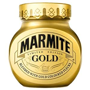Marmite Limited Edition Gold 250g