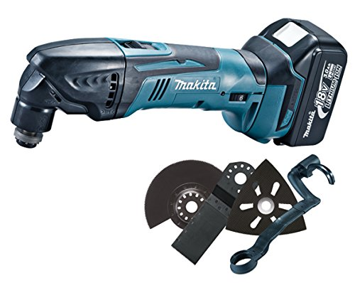 Makita BTM50RFEX1 Kit Multiherramienta Litio-Ion A