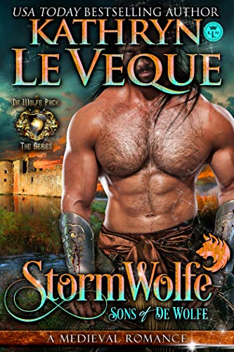 StormWolfe: Sons of de Wolfe (de Wolfe Pack Book 13)