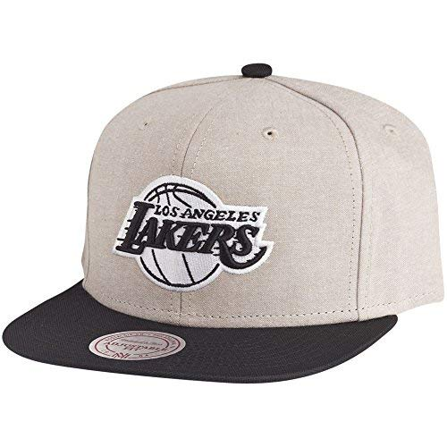 Mitchell & Ness Strapback Cap - ISLES Los Angeles Lakers