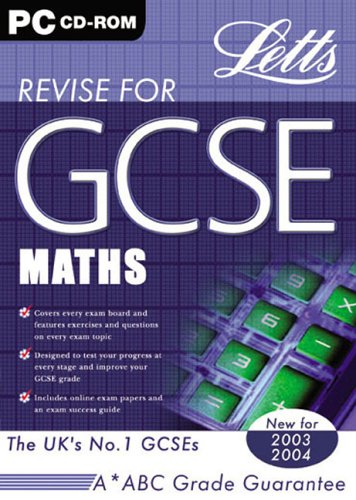 Letts GCSE Maths 2003/2004 Test