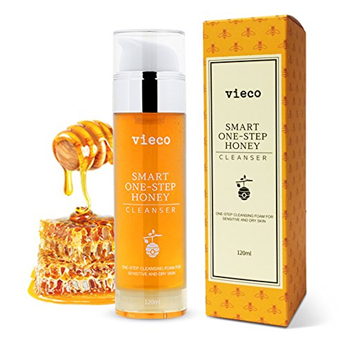 vieco-smart-one-step-honey-cleanser-120ml-cleansing-oil-natural-organic-cosmeceuticals