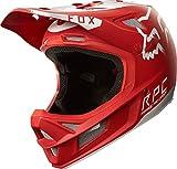 Fox Rampage Pro Carbon Moth Downhill Helm L (59/60) Rot/Weiß