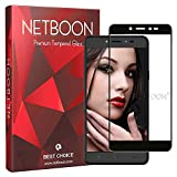 NETBOON® Branded COOLPAD NOTE 5 Tempered Glass Screen Protector Guard for COOLPAD NOTE 5 (Black)