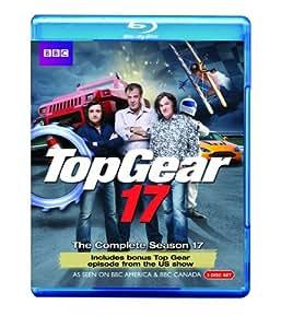 Top Gear: Complete Season 17 [Blu-ray] [US Import]
