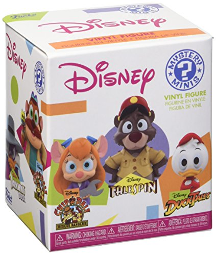 Figura Mystery Minis Disney Afternoon 12 uds