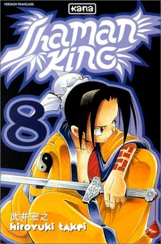 Shaman King, tome 8