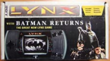 Atari Lynx II Handheld Game Console System with Free Batman Returns Game