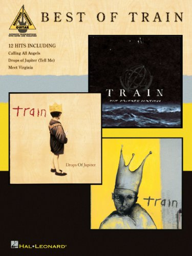 Best of Train Songbook