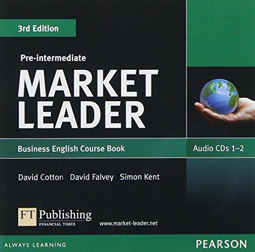 Market Leader 3rd edition Pre-Intermediate Audio CD (2)