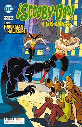 ¡Scooby-Doo! y sus amigos núm. 13 por Sholly Fisch