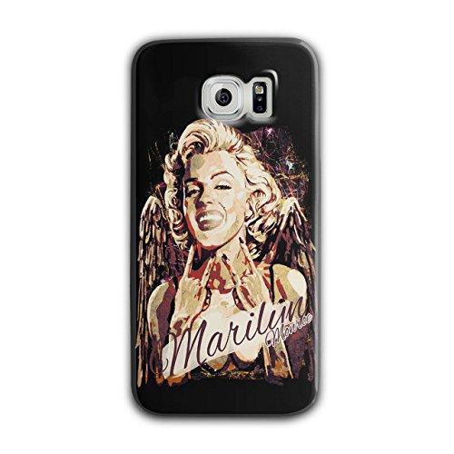 Marilyn Berühmt Berühmtheit Monroe Bühne 3D Samsung Galaxy S6 Hülle | Wellcoda