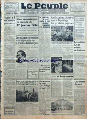 peuple-le-no-6230-du-11-02-1938-vanite-des-solutions-paresseuses-par-j-duret-pour-commemorer-la-jour