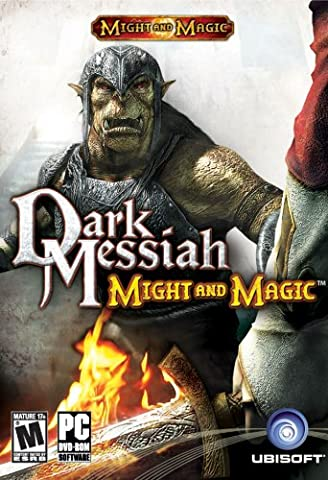 Dark Messiah Pc Dvd - Dark Messiah of Might & Magic (PC)
