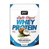 QNT Light Digest Whey Protein, Coconut, 500 g