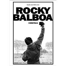 Póster 50 x 70 cm: Rocky Balboa - impresión artística de alta calidad, nuevo póster artístico