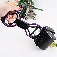 Pet Pooper Scooper - BADALINK Propres Déchets Ramassage Facile pour Tous Les Animaux 28cm Longueur Violet
