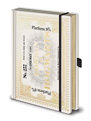 Express Notebook (Hogwarts Express Ticket Premium Notebook)