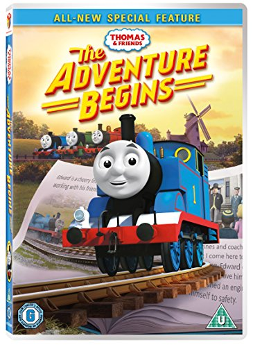 Thomas & Friends - The Adventure Begins