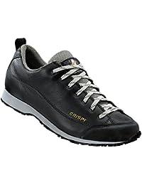 Crispi Isy GTX Leather Black zapatilla baja Unisex Negro Talla 41