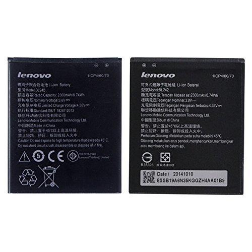 Lenovo Battery For Lenovo A6000 A6000 Plus A6010 (BL242) (SP)