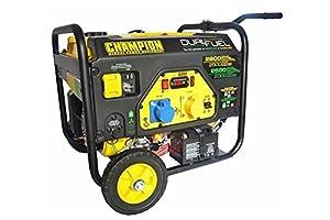 Générateur Champion 2800W Essence 2600W Générateur de courant de secours Générateur gaz 230V UE