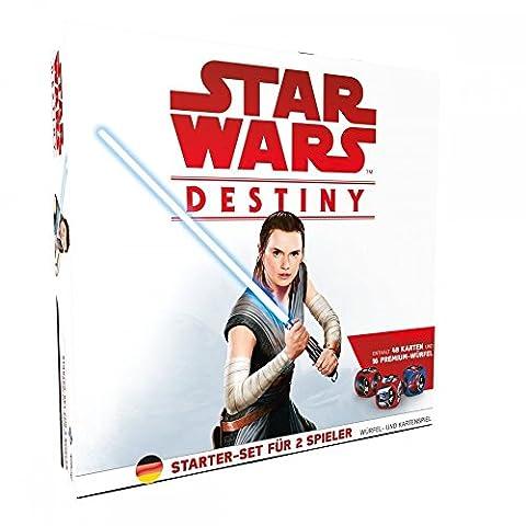 Star Wars Destiny - Starter Set - Für 2 Spieler   Set Deutsch   Asmodee