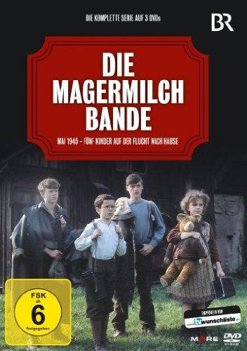 Die Magermilchbande [3 DVDs] -