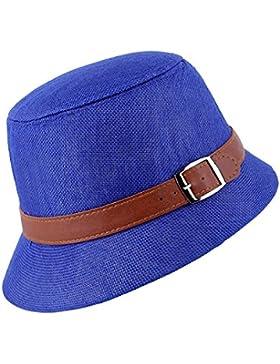 La Primavera Y El Otoño La Sección Delgada De Sombreros Gorras De Viajes Al Aire Libre Sombreros Del Cubo Madre...