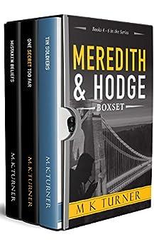 Meredith & Hodge Series: Books 4 - 6: Meredith & Hodge Box Set 2 (Meredith & Hodge Novels) by [Turner, Marcia]