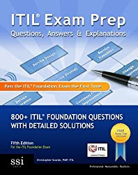 ITIL Exam Prep Questions, Answers, & Explanations