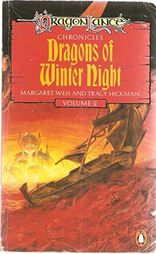 DragonLance Cronicles Dragons of Winter Night VOL2